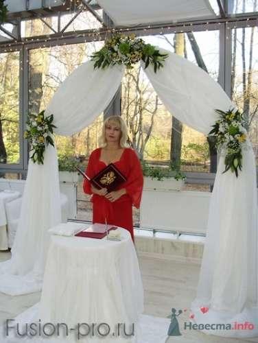 выездная регистрация брака в ресторане - фото 4432 fusion promotion