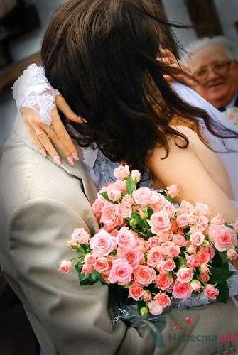 Фото 582 в коллекции Свадебные фотографии - Анжелика Саакова - фотограф