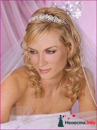 Фото 95403 в коллекции Свадебные прически (фотографии сняты не мной)  - Wamira