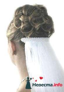 Фото 95421 в коллекции Свадебные прически (фотографии сняты не мной)  - Wamira