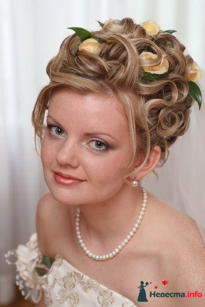 Фото 95456 в коллекции Свадебные прически (фотографии сняты не мной)  - Wamira
