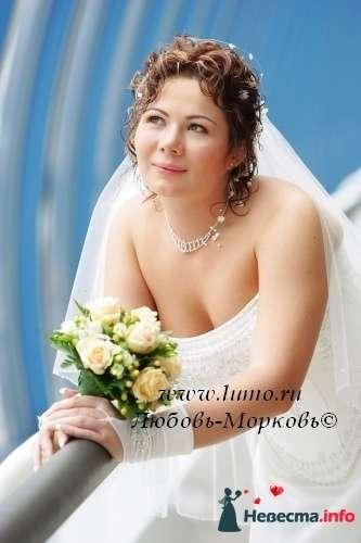 Фото 95477 в коллекции Свадебные прически (фотографии сняты не мной)  - Wamira