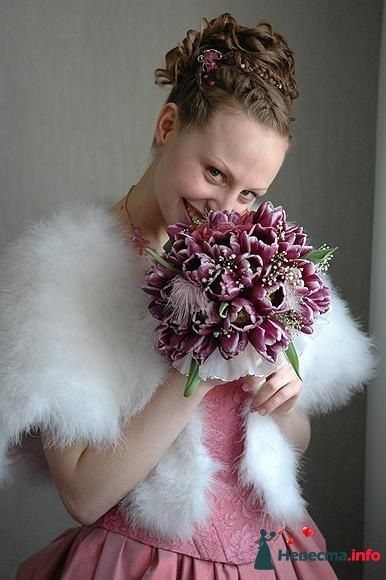 Фото 95483 в коллекции Свадебные прически (фотографии сняты не мной)  - Wamira