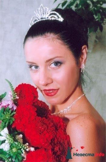 Фото 95488 в коллекции Свадебные прически (фотографии сняты не мной)  - Wamira