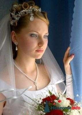 Фото 95494 в коллекции Свадебные прически (фотографии сняты не мной)  - Wamira