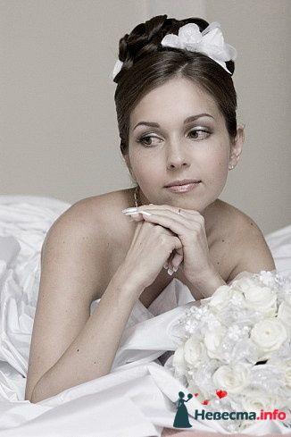 Фото 95516 в коллекции Свадебные прически (фотографии сняты не мной)  - Wamira