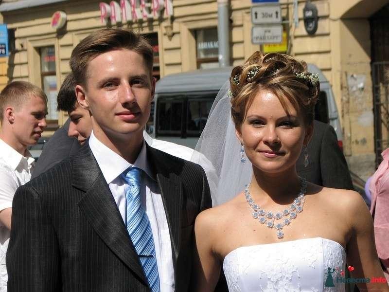 Фото 95524 в коллекции Свадебные прически (фотографии сняты не мной)  - Wamira