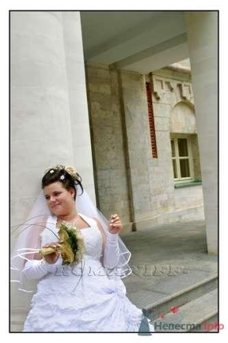 Фото 21597 в коллекции свадебные - Олег и Юлия Романив - свадебная фотосъемка