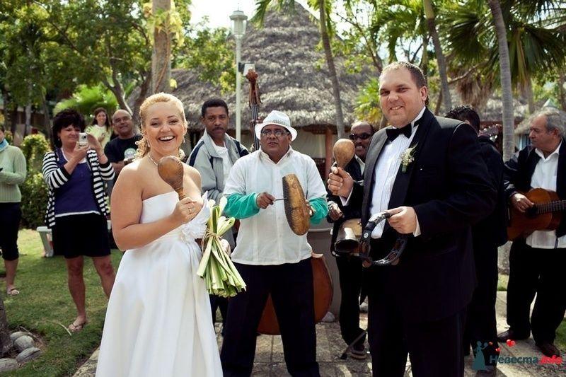 Фото 89124 в коллекции Cuba wedding - Romanetes