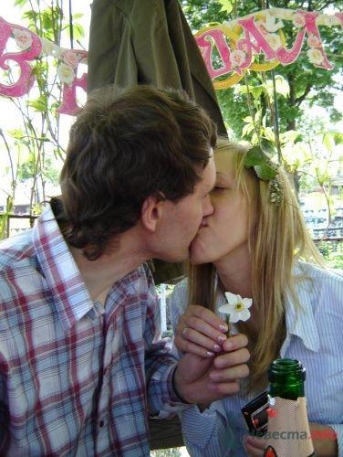 нарцисс - свидетель поцелуя - фото 21143 Nadya28
