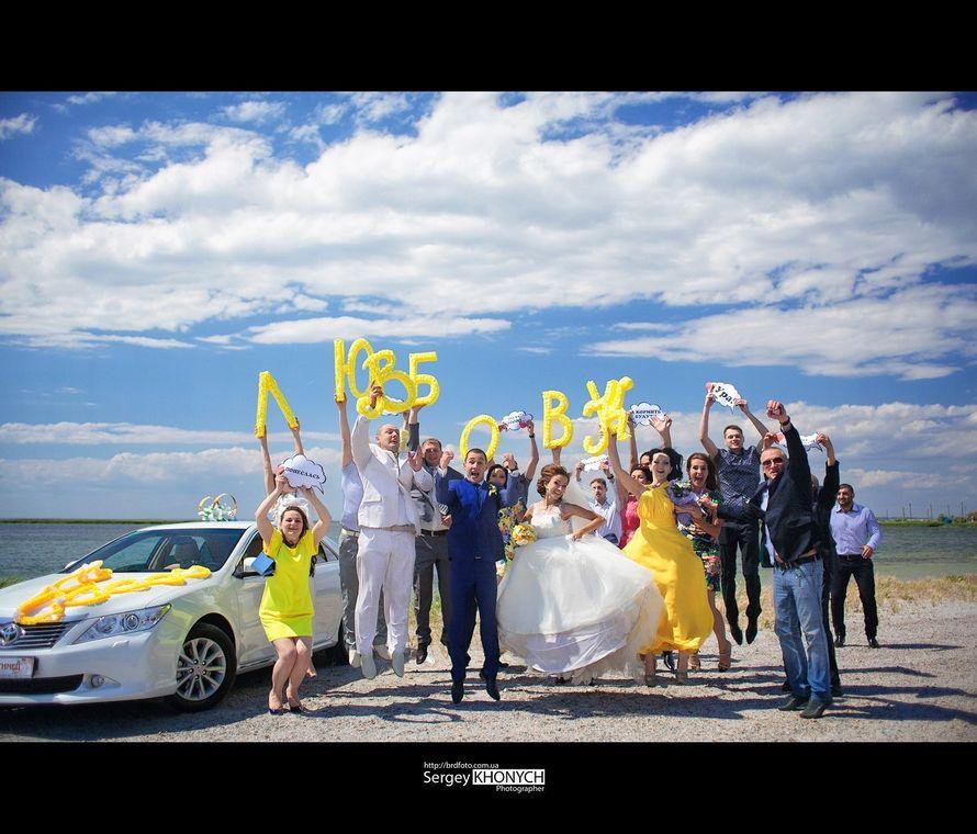 Фото 7724138 в коллекции Свадьбы - Фотограф Сергей Хоныч