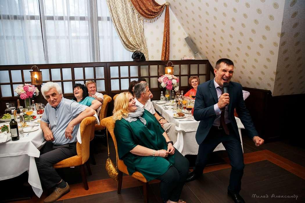 Фото 13327950 в коллекции тематичный юбилей - Ведущий Александр Оболенский