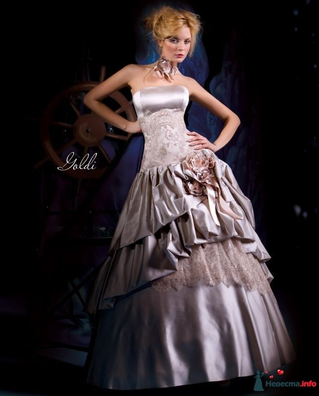 """Свадебное платье """"Голди"""" 21.000 руб. - фото 342848 Невеста01"""