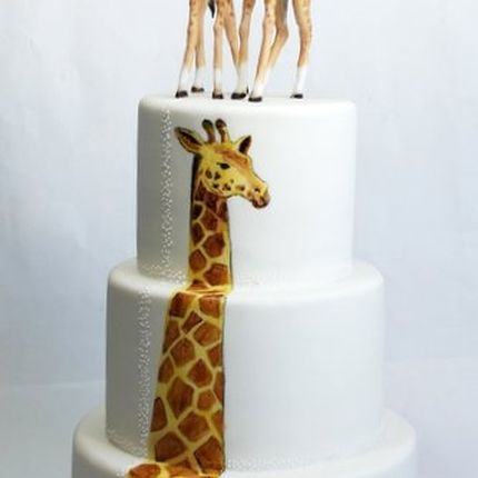 Торты свадебные и не только