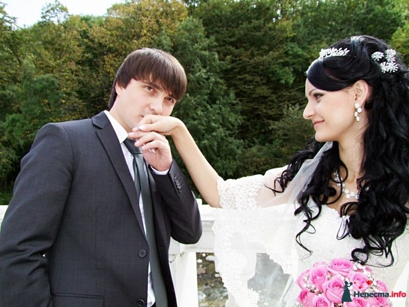 """Фото 483106 в коллекции свадебные фото. Фотограф Наталья - Арт-студия """"Улыбка"""""""