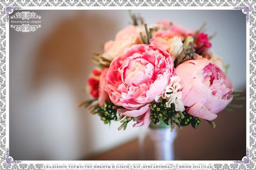 Фото 8905900 в коллекции Никита и Ольга - Мастерская свадеб - организаторы