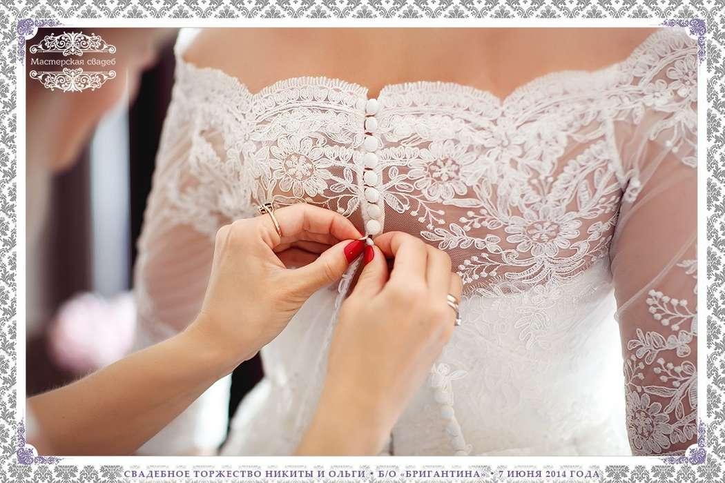 Фото 8905916 в коллекции Никита и Ольга - Мастерская свадеб - организаторы