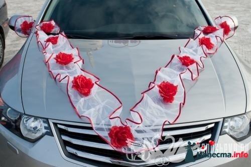 Мастер класс свадебные украшения на машину своими руками