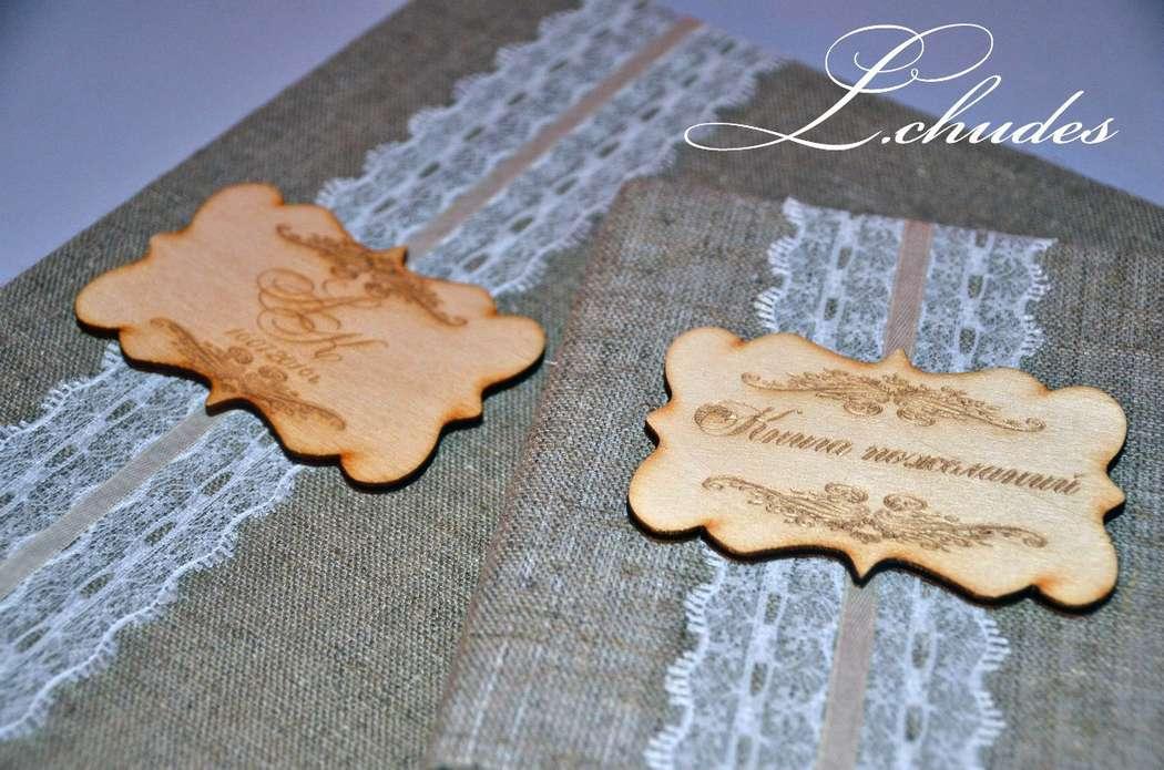 Фото 12996660 в коллекции Свадебные наборы ручной работы. - L.chudes - студия декора и флористики