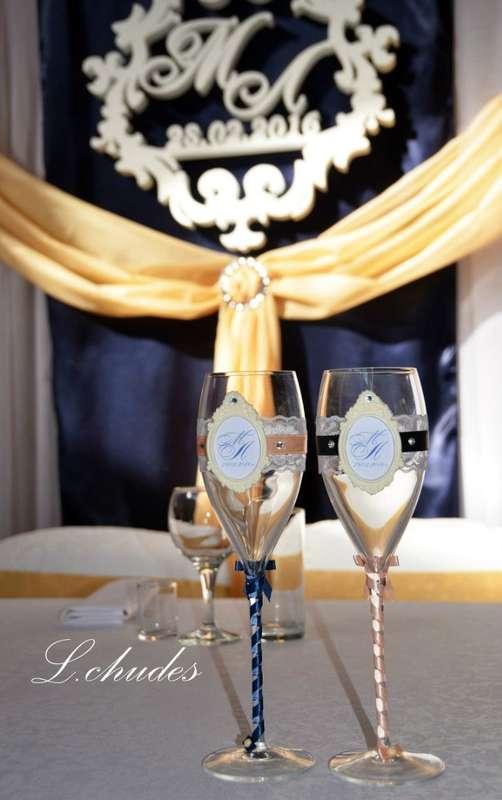 Фото 12996670 в коллекции Свадебные наборы ручной работы. - L.chudes - студия декора и флористики