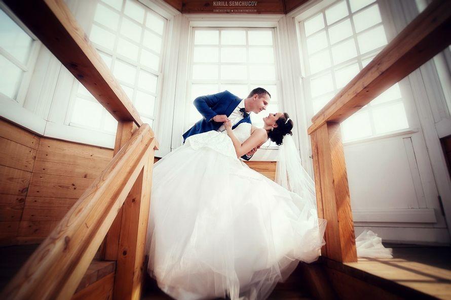 Свадьба Альбины и Алексея - фото 13495416 Фотограф Кирилл Семчугов