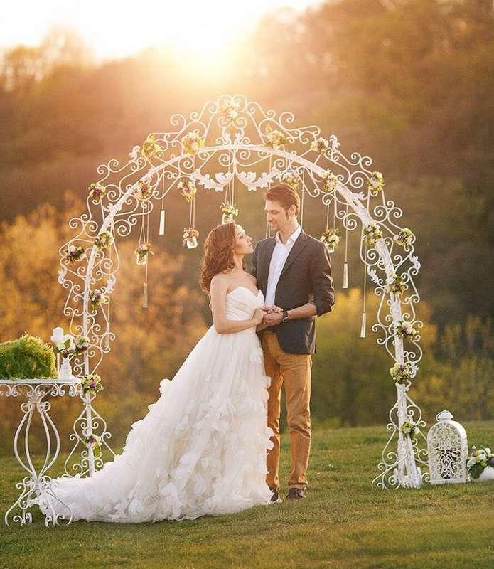 Фото 10555312 в коллекции Свадебные арки - Агентство «Праздничный бизнес»