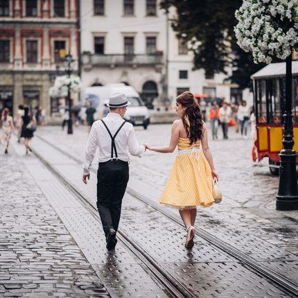 Фотосесія Love Story, 1-1,5 години