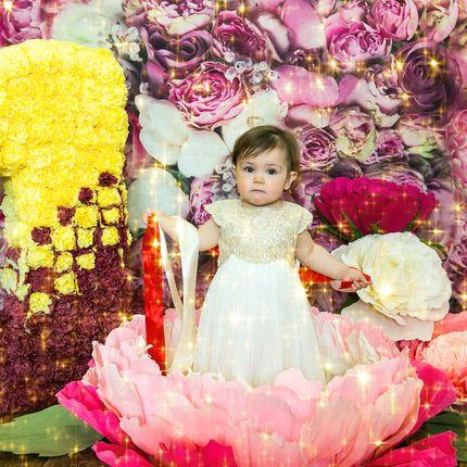 Фотосъёмка детского праздника, 1 час
