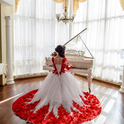 Съемка свадебного торжества