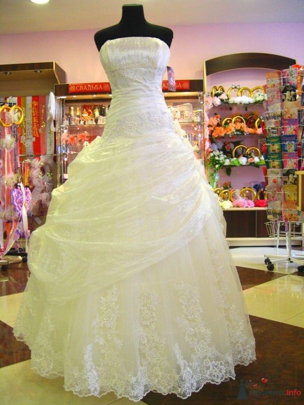 Мое платье, только чисто белое - фото 31922 Кукуся