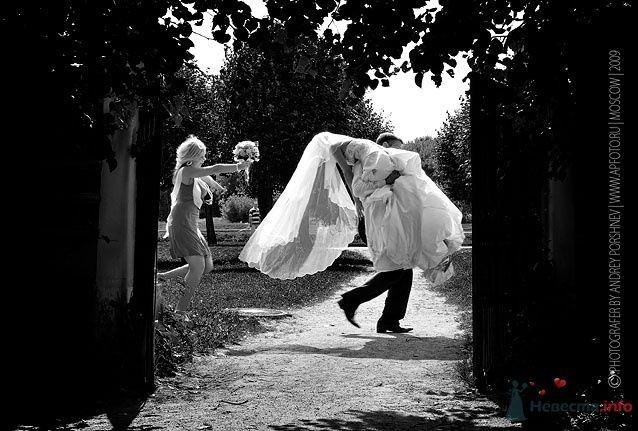 Фото 26806 в коллекции Фотографии со свадеб - Фотограф Андрей Поршнев