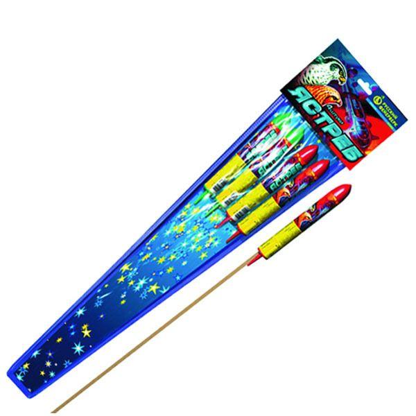"""Ракеты - фото 11618544 Магазин """"ХороShow"""" - салюты и фейерверки"""