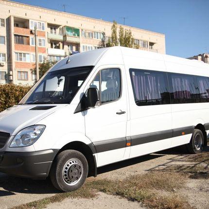 Аренда автобуса для гостей на свадьбе