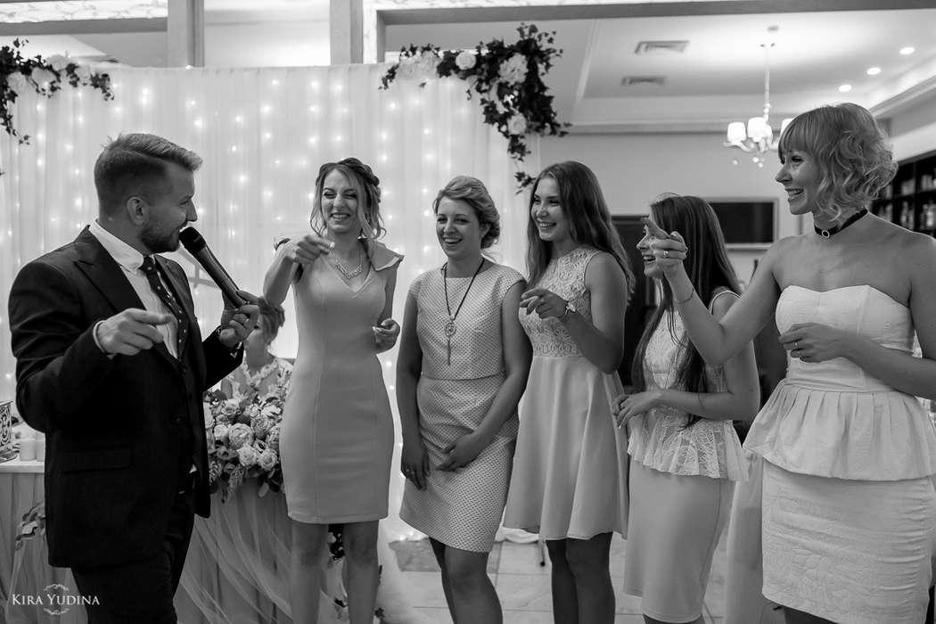 Ведущий на свадьбу - фото 18070606 Ведущий Большаков Илья