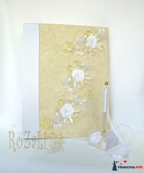 2 - фото 282784 Аксессуары для свадьбы от rozali
