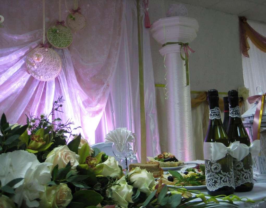 """Фото 1763027 в коллекции Декор залов - """"Центральное развлекательное управление"""" - свадебное агентство"""