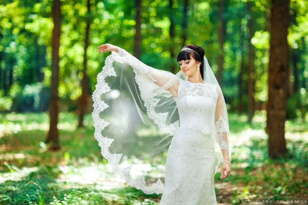 невеста на природе - 3