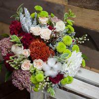 Букет невесты для фотосессии