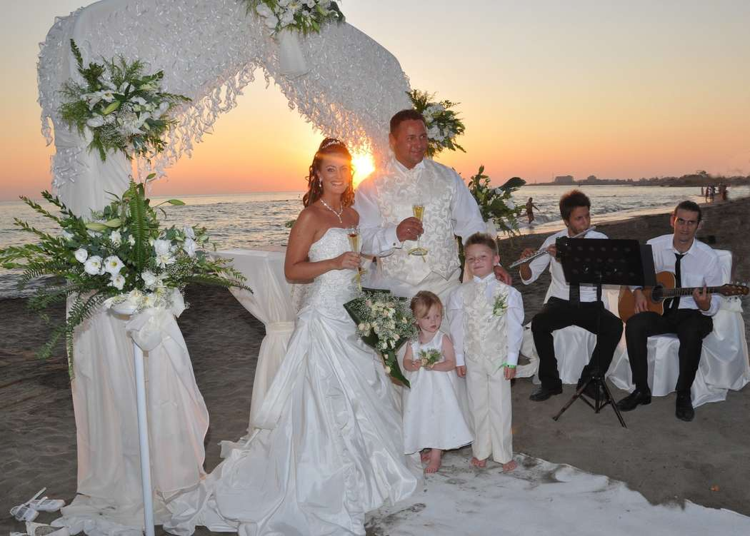 Фото 6932904 в коллекции Свадьбы в Турции - Свадебноe агентство Wedding City Antalya