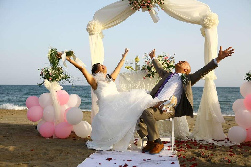 Фото 6933000 в коллекции Свадьбы в Турции - Свадебноe агентство Wedding City Antalya