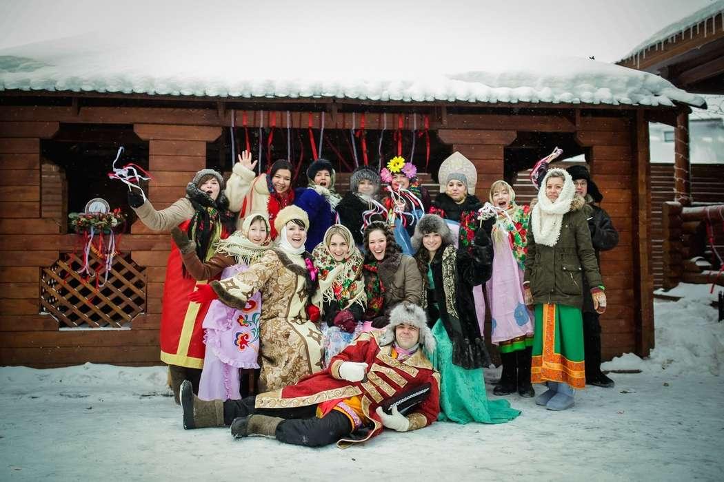 Фото 8719000 в коллекции Свадьба в Русском стиле. Фото -Наталья Михайлова - Ведущая Елена Ершова