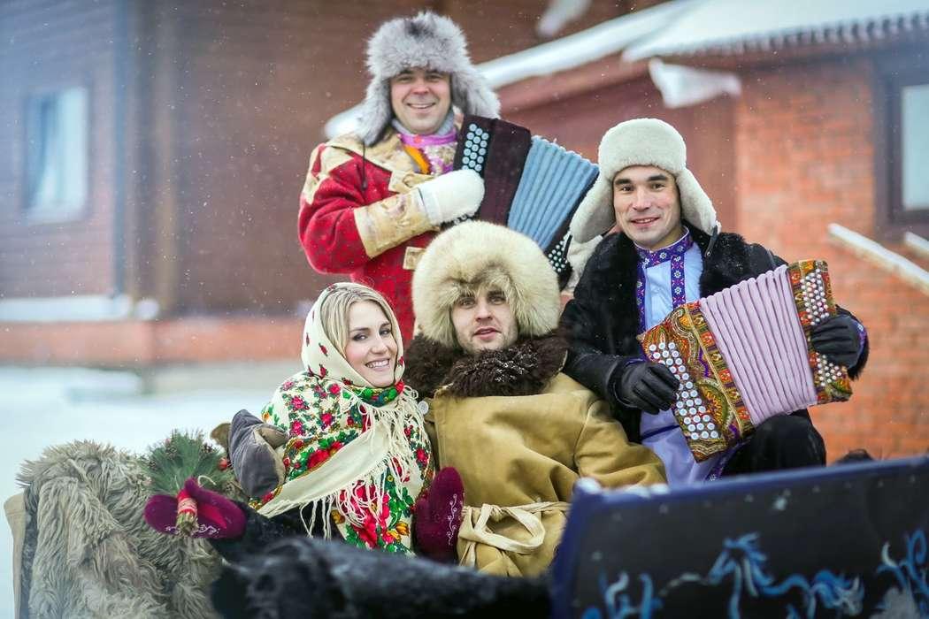 Фото 8719048 в коллекции Свадьба в Русском стиле. Фото -Наталья Михайлова - Ведущая Елена Ершова