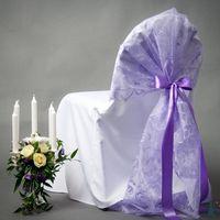 Свадебная одежда для стульев