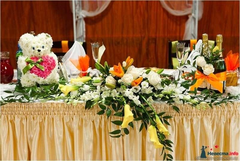 Фото 294075 в коллекции Эксклюзивное оформление классических и тематических свадеб  - Ольга Полякова и Co - ведущая и конферансье