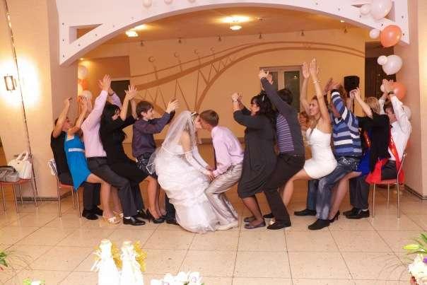 Конкурс на свадьбу школа поцелуев