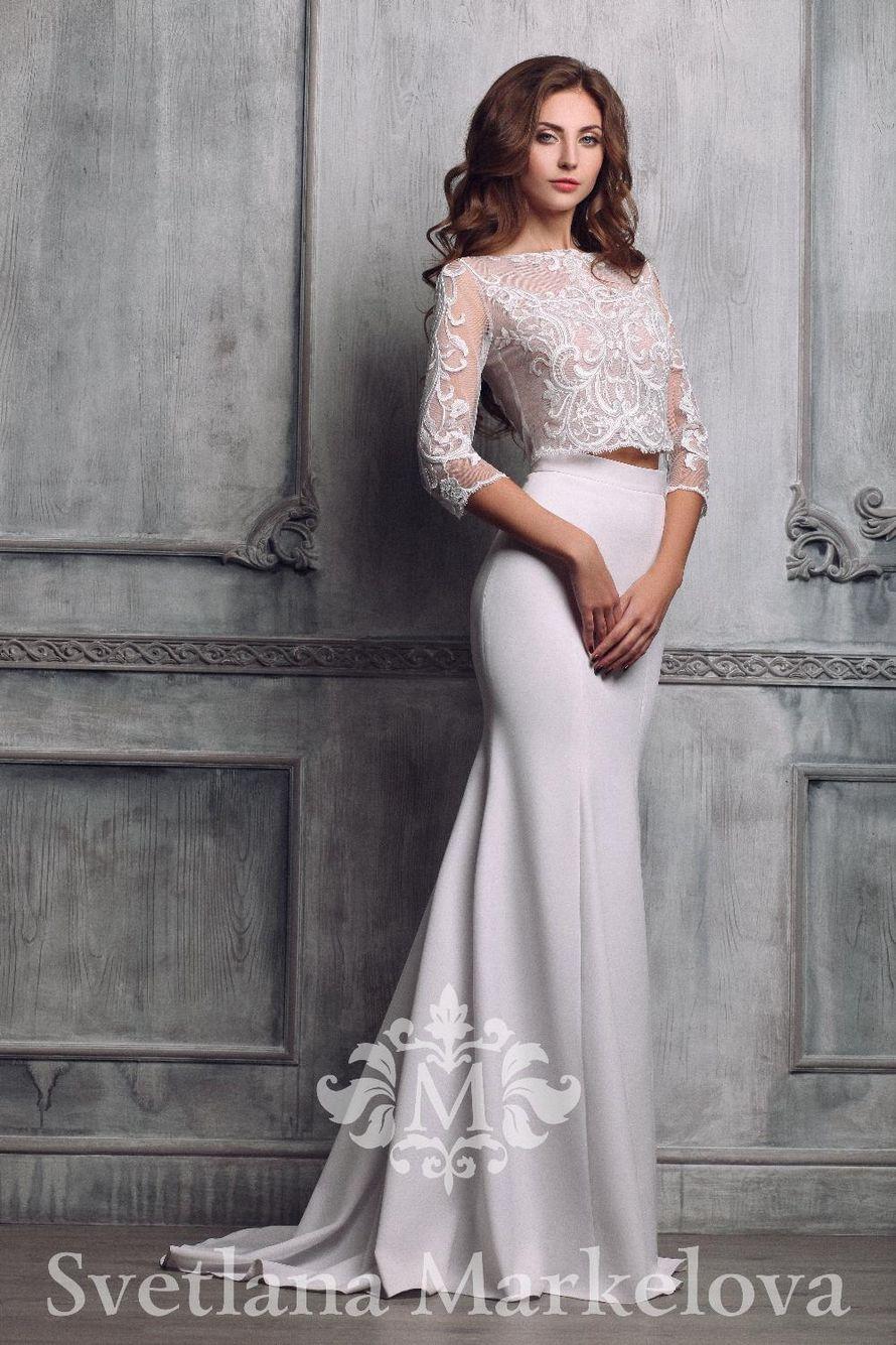 Свадебное платье Анжели