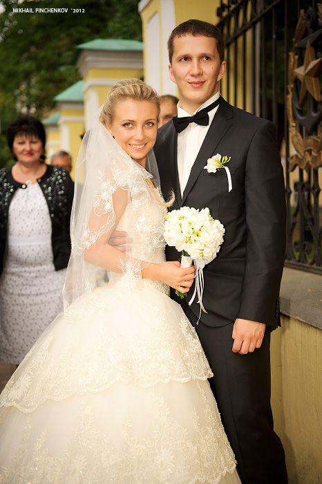 Фото 1472241 в коллекции Свадьба - Михаил Пинченков - Профессиональный фотограф