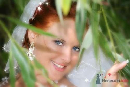 Улыбка невесты - фото 22645 Фотограф Ирина Бруй