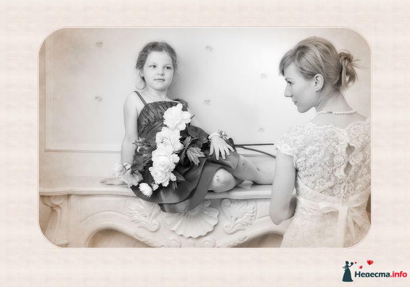 Невысты :  будущая и настоящая - фото 104718 Фотограф Ирина Бруй