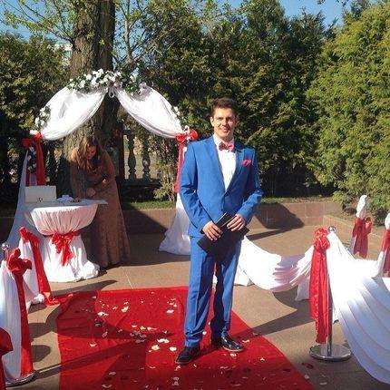 Проведение свадьбы и Dj 6 часов